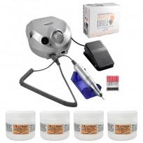 Combo 4 Geles Lightbox + Torno Perfect Drill Teknikpro