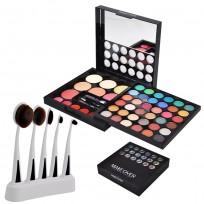 Set Maquillaje Makeover + Brochas