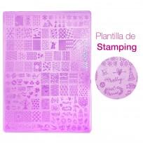 Placa Grande para Stamping