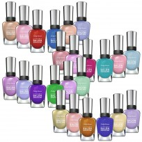 Combo 24 Esmaltes Color Salon Manicure