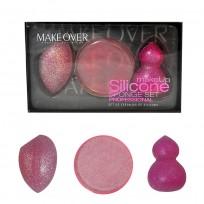 Set de Esponjas de Silicona Makeover