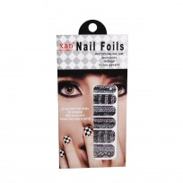 Sticker para Uñas con Strass Nails Foils